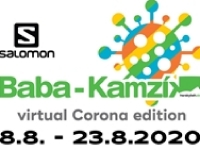Salomon Baba - Kamzík - virtual corona edition